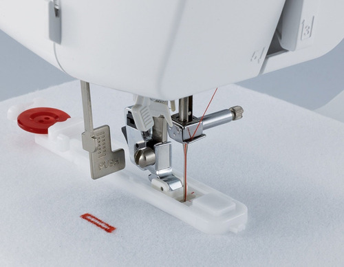 maquina de coser brother xm2701 27 puntadas 63 funciones led
