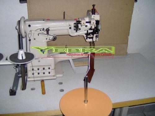 maquina de coser codo triple arrastre rivetear dinnek dk-335