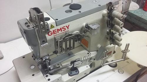 maquina de coser collareta gemsy excelente estado
