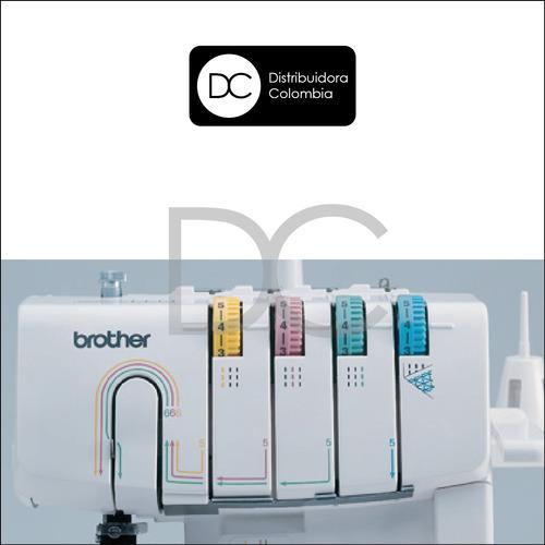 máquina de coser collarin familiar brother 2340cv nueva