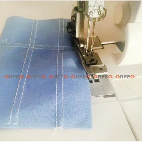 maquina de coser collarin familiar kt 858  nueva de codo.