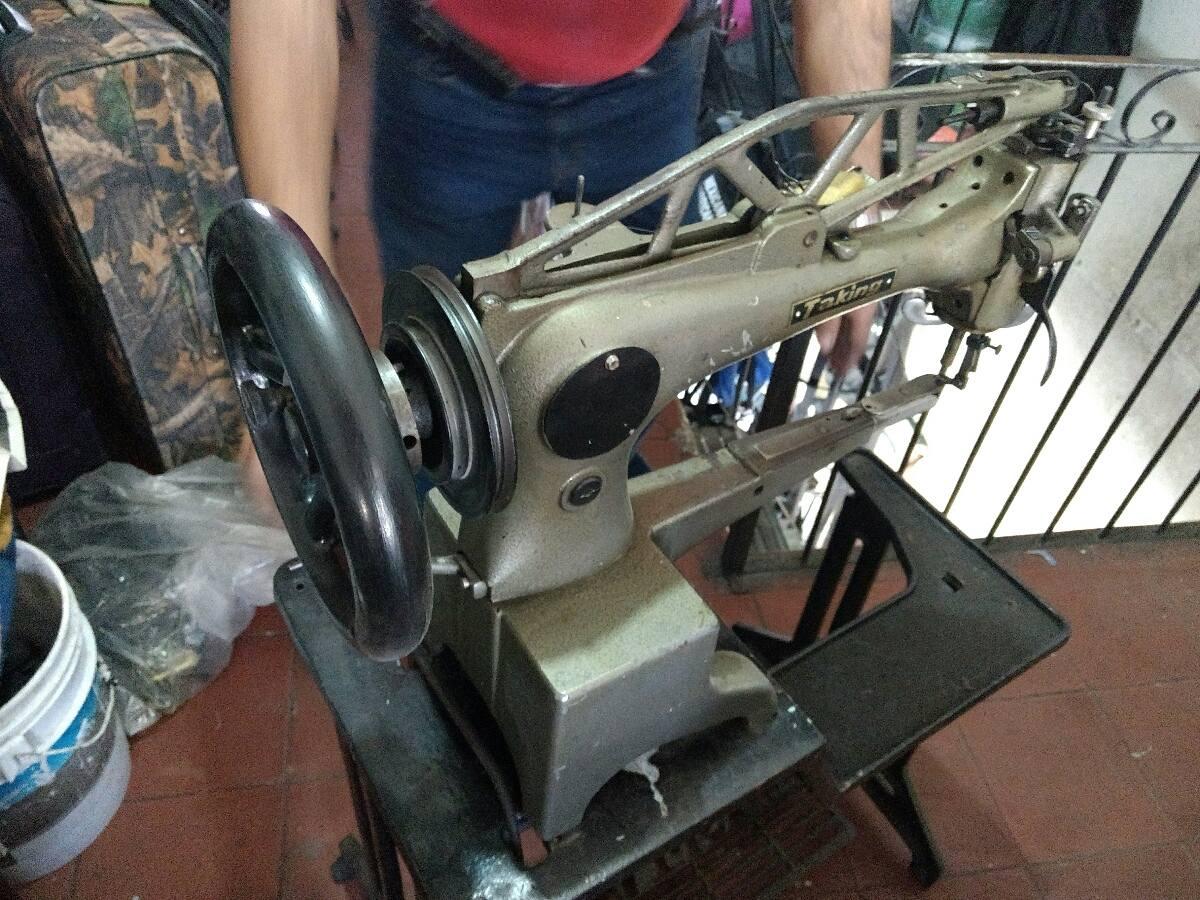 Maquina De Coser, De Codo, Para Reparadora De Calzado