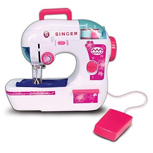 máquina de coser de juguete el cantante zigzag