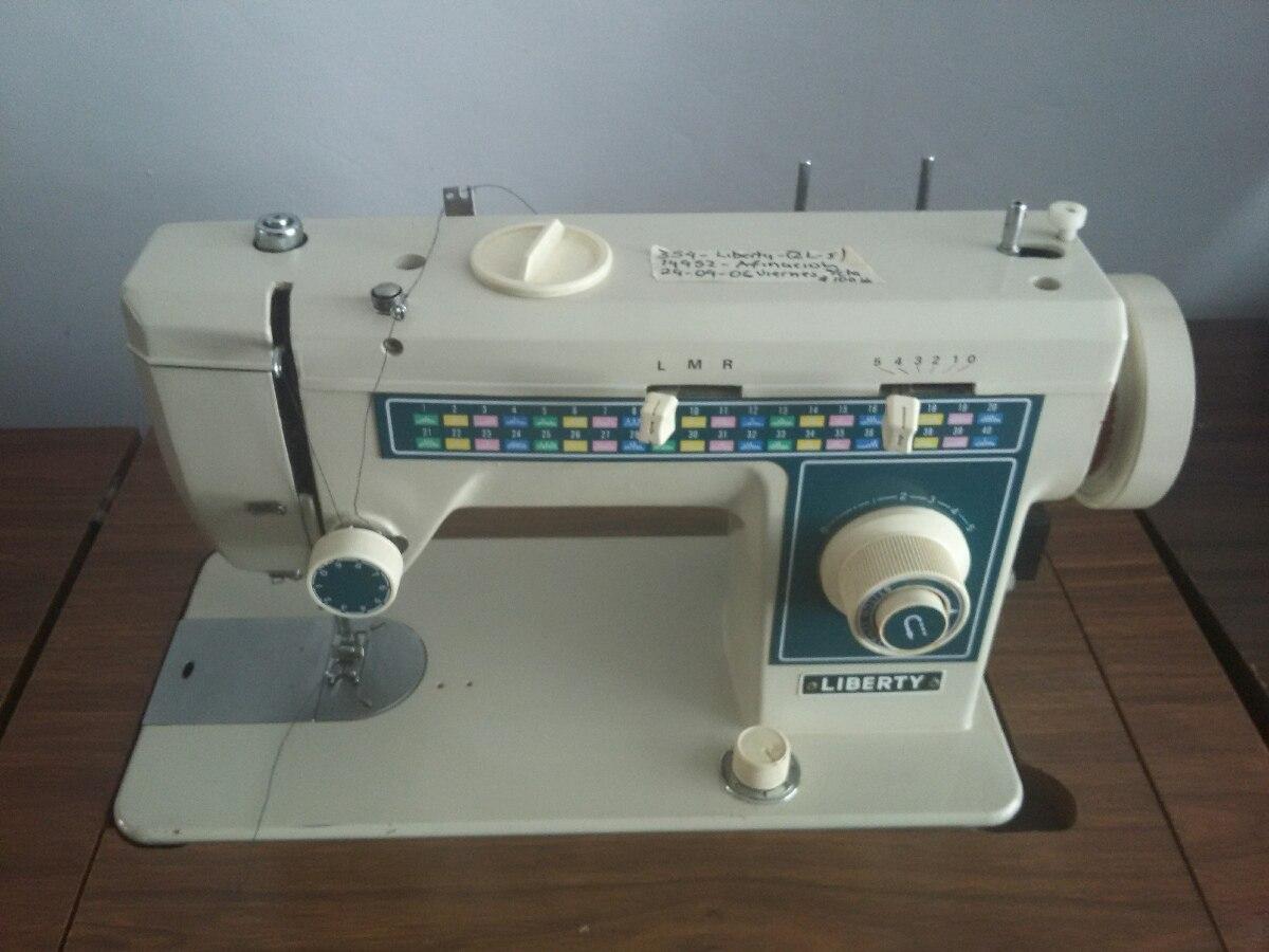 Máquina De Coser Eléctrica Liberty Con 40 Funciones