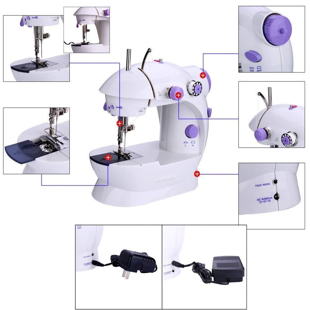 Resultado de imagen para maquina de coser sm-202a