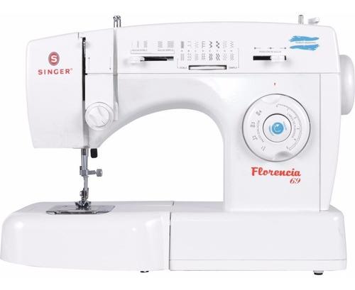 máquina de coser familiar singer florencia 69 automática