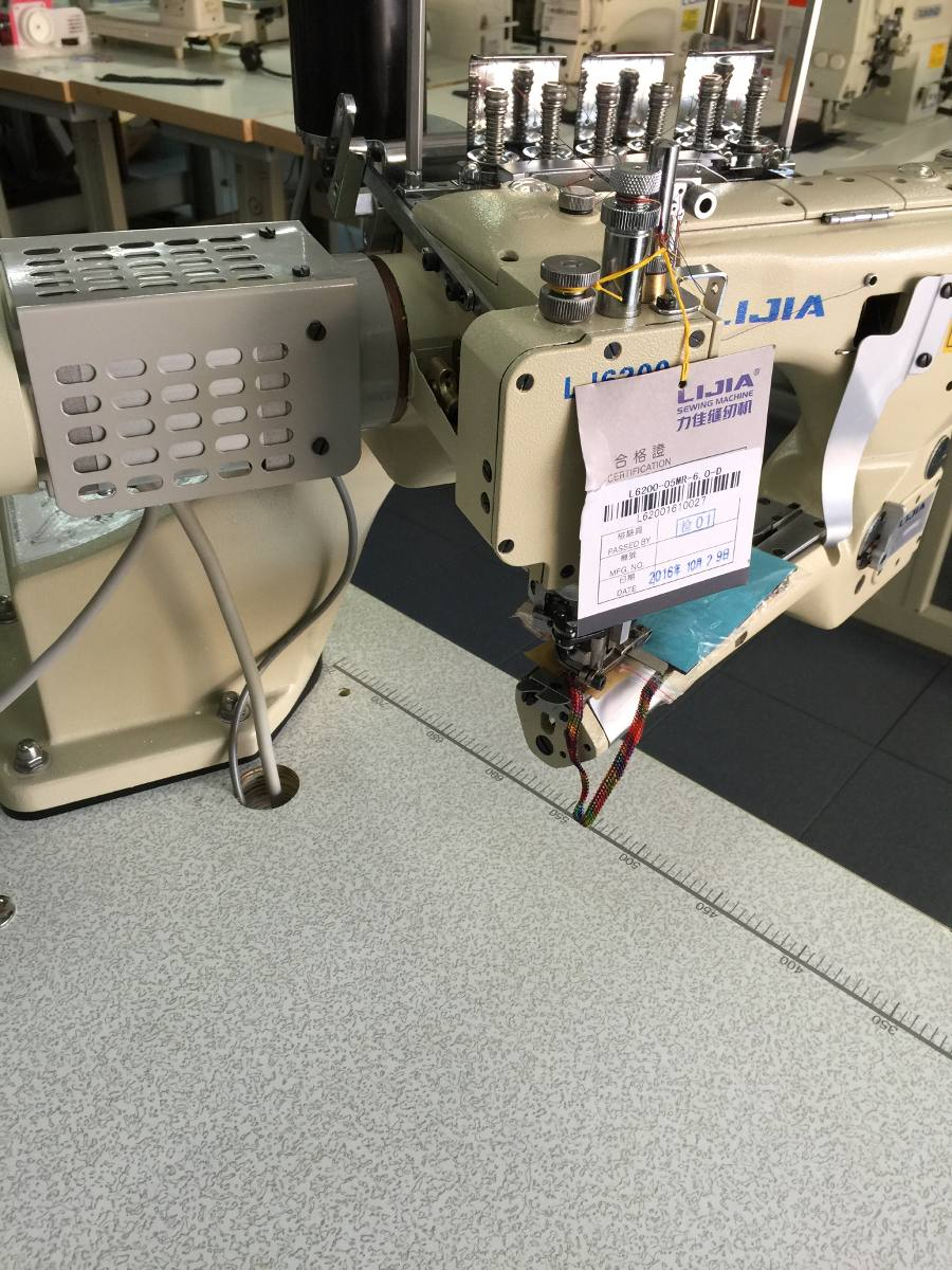 Maquina De Coser Flatlock Para Neopreno Buzo C Motor Servo