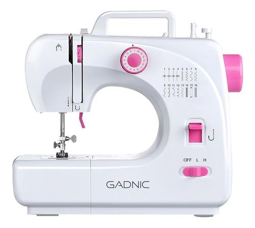 maquina de coser gadnic hogar 16 tipos de puntada cargador
