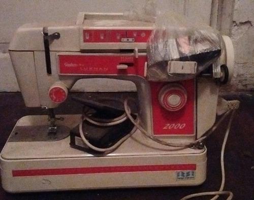 maquina de coser (godeco) a reparar.
