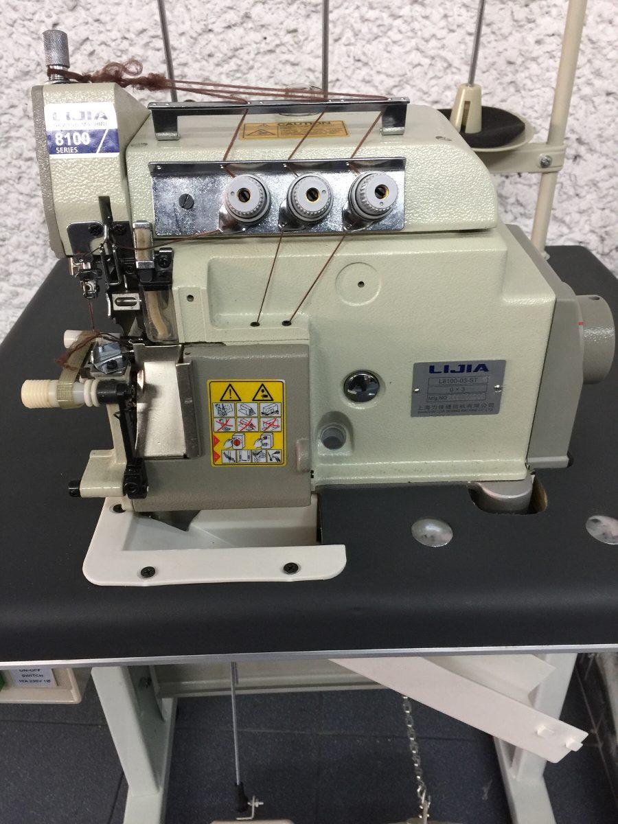 Maquina De Coser Guante Marca Lijia - $ 46,500.00 en