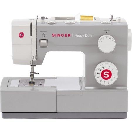 máquina de coser heavy duty singer 4411