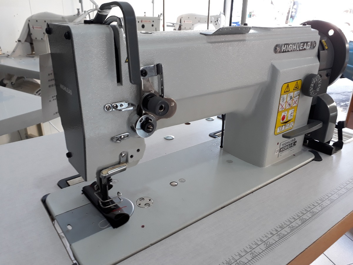 Maquina De Coser Highlead Gc0618-1sc Una Aguja Triple