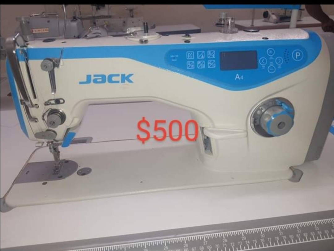 maquina de coser industrial