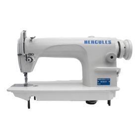 Máquina De Coser Industrial Hércules He800  Blanca 110v