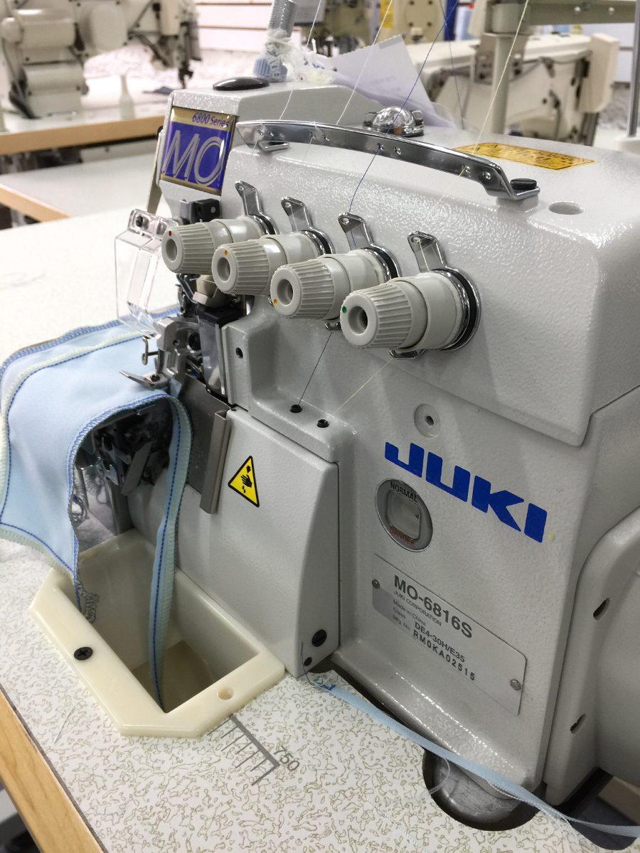 Maquina De Coser Industrial Overlock De 5 Hilos Marca Juki