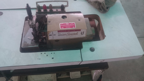 maquina de coser industrial overlock union special pesada