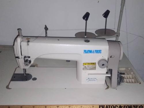 maquina de coser industrial - pratoo & forne