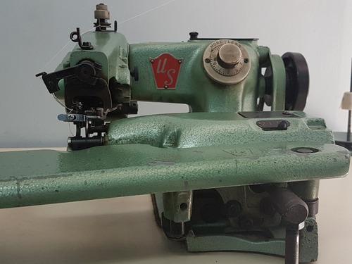 maquina de coser industrial ruedo invisibleus blind stich