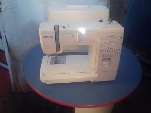 máquina de coser janome s423 semi industria l
