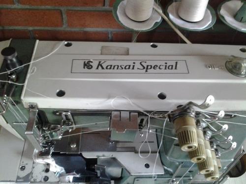 máquina de coser kansai special