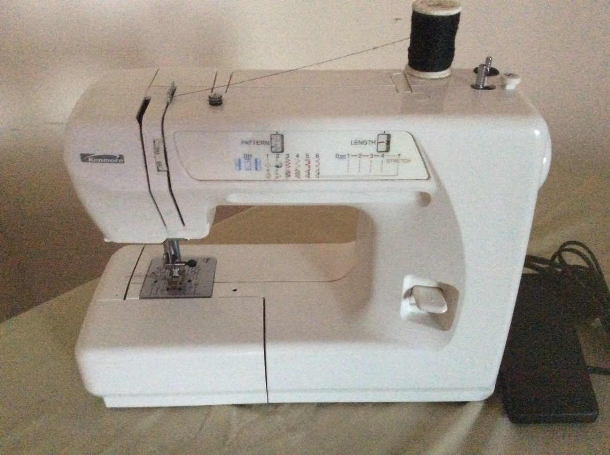 Maquina De Coser Kenmore 385 Brazo Libre - $ 1,395.00 en