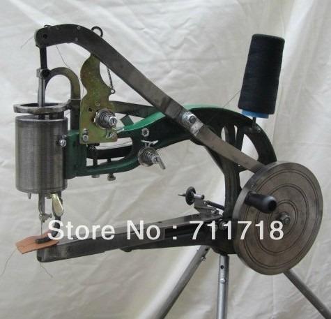 Maquina De Coser Manual Reparadora Calzado Zapato
