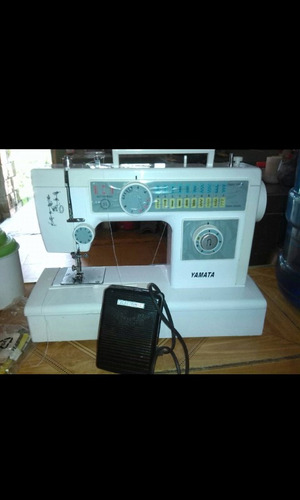 maquina de coser marca yamata