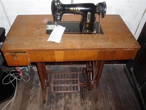 maquina de coser mila