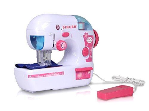 maquina de coser nkok para niña