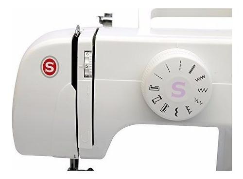 maquina de coser nueva modelo start 1306 singer portatil