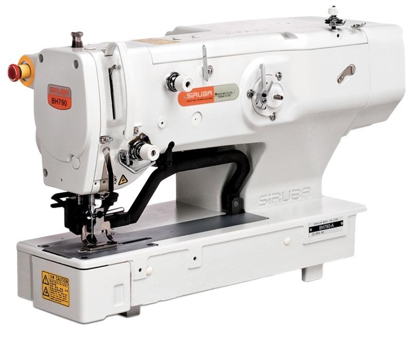 Maquina De Coser Ojaleadora Electronica Programable Siruba