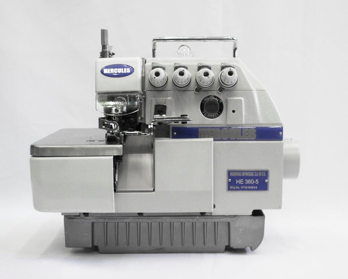 Maquina De Coser Over 5 Hilos Industrial Alta Velocidad