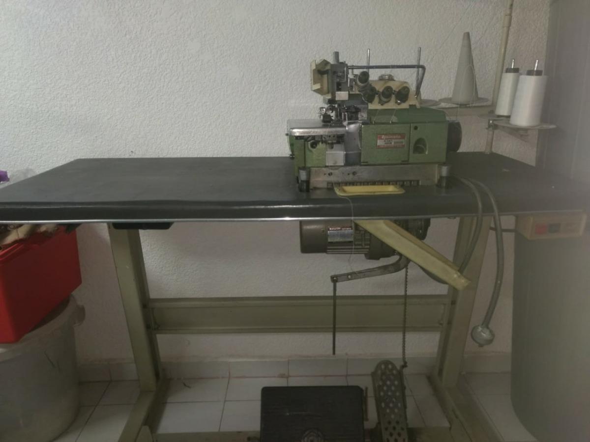 Maquina De Coser Over Yamato 5 Hilos - $ 9,500.00 en