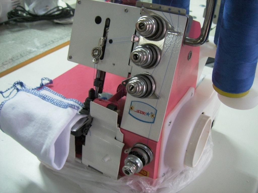 Maquina De Coser Overlock Domestica 4 Hilos Envio Gratis