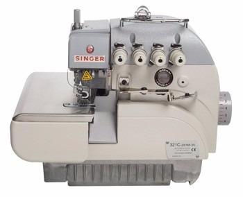 Maquina De Coser Overlock Industrial Singer 321c-251m-35