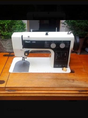 máquina de coser pfaff 206