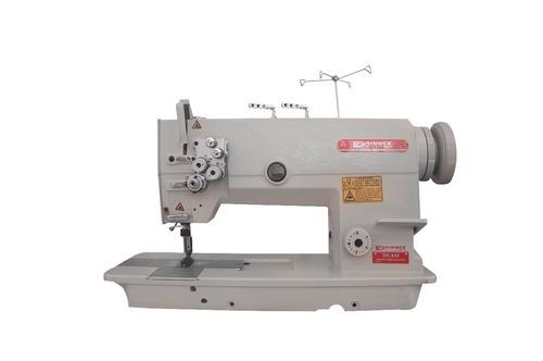 máquina de coser plana 2 agujas - leon gto