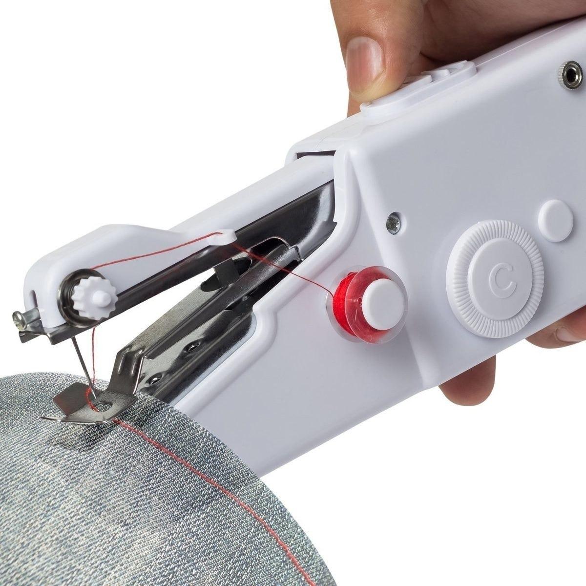 Maquina De Coser Portatil Handy Stitch Original Cose Todo ...