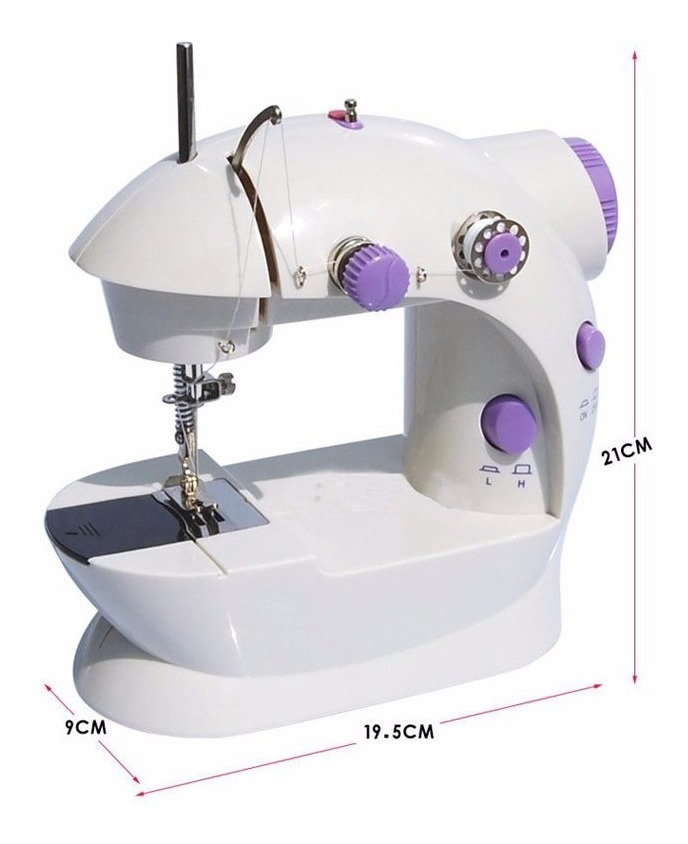 Maquina De Coser Portatil Mini Sewing Machine - $ 19.980