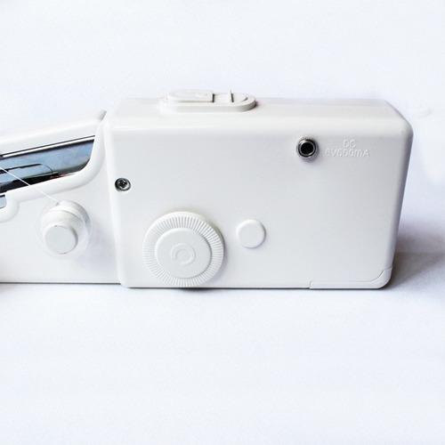 máquina de coser portátil portátil de mano de punto práctico