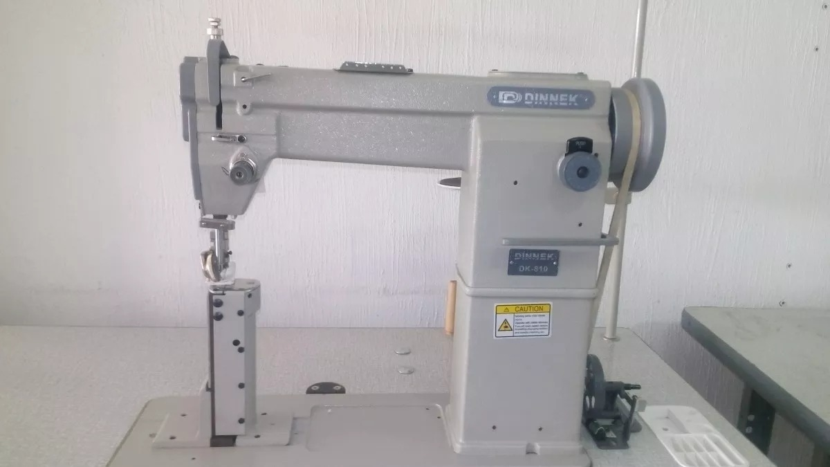 Maquina De Coser Poste 1 Aguja Tentex O Dinnek Dk-810 - $ 9,646.00 ...