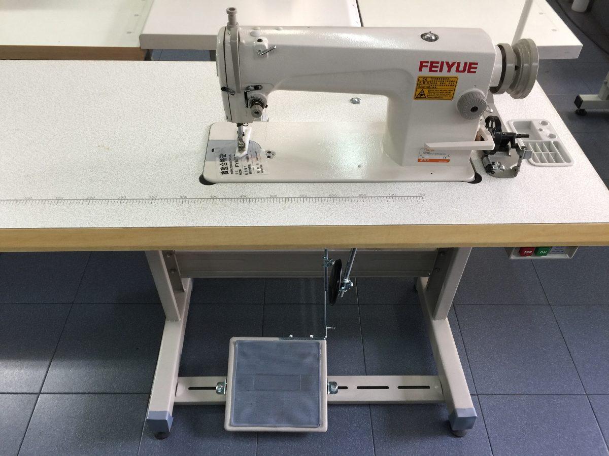 Maquina De Coser Recta Industrial Feiyue Para Confeccion