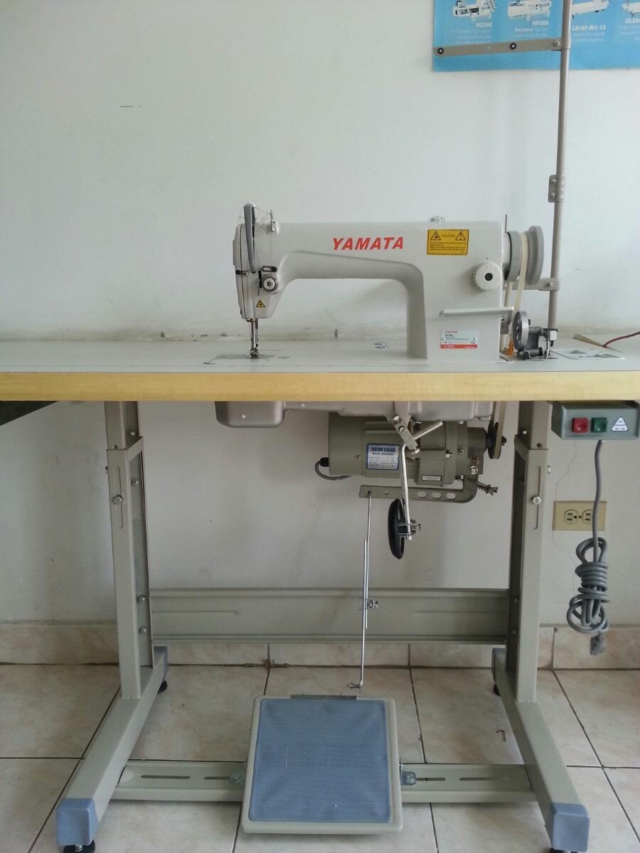 Maquina De Coser Recta Industrial Yamata - Bs. 5.000.000