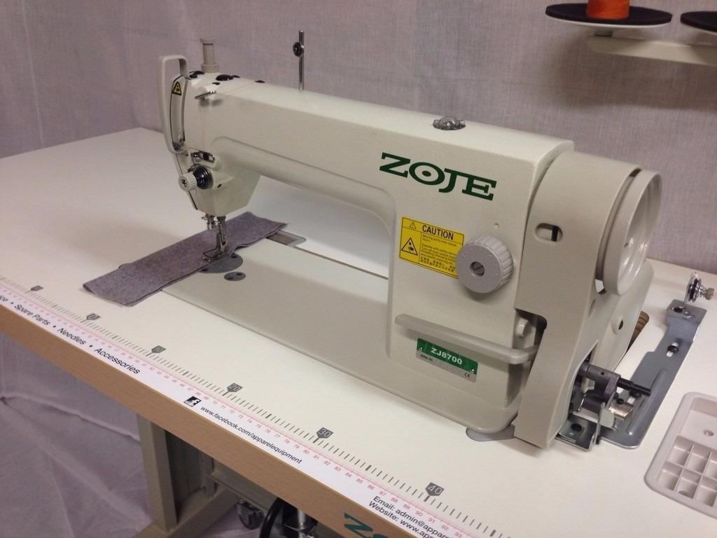 Maquina De Coser Recta Industrial Zoje 8500g - Bs. 4.800