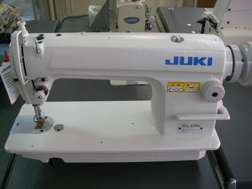 maquina de coser recta marca juki para tapiceria