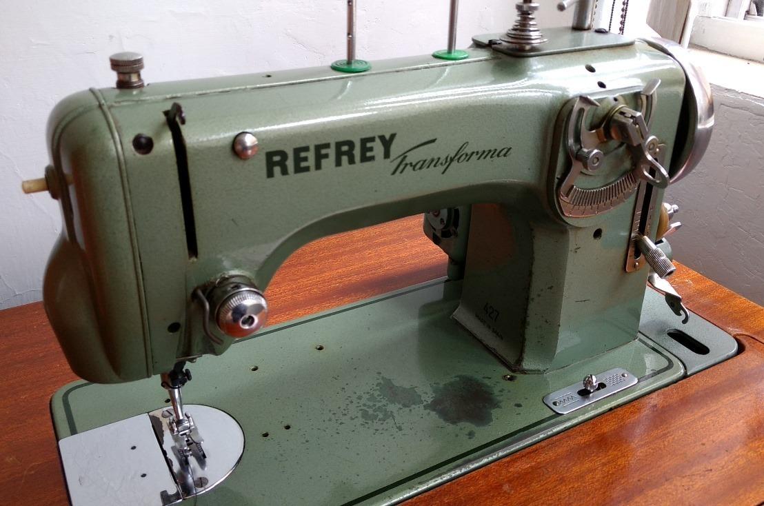 Maquina De Coser Refrey Transforma - Bs. 50.000,00 en