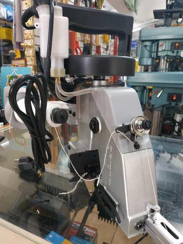 máquina de coser sacos orient cosedora