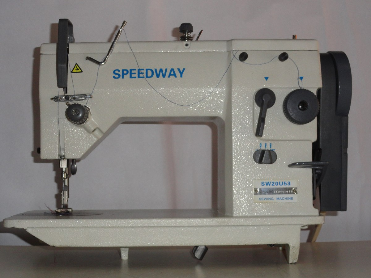 Maquina De Coser Semi-industrial 20u 53 Speedway - Bs. 7