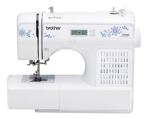 maquina de coser semi industrial domestica brother xs-6060
