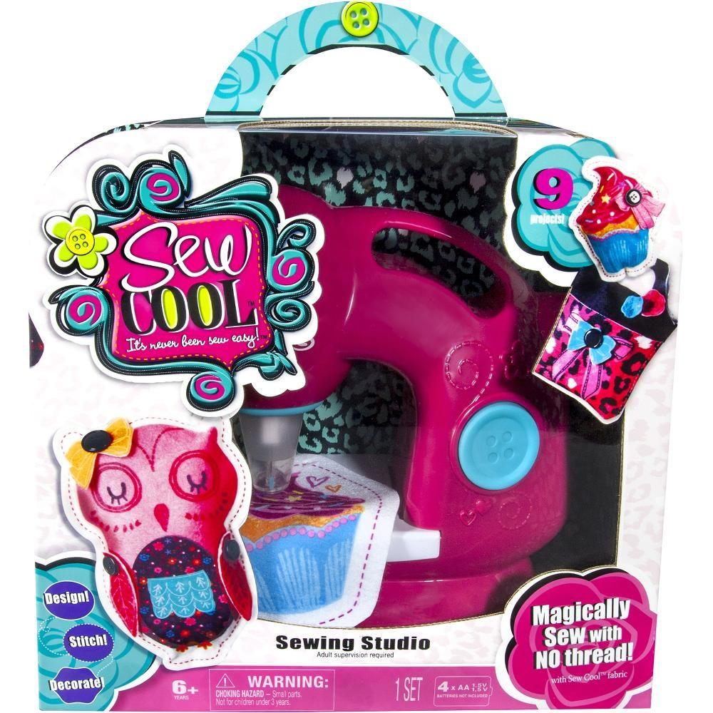 Maquina De Coser - Sew Cool - Boing Toys - $ 229.900 en